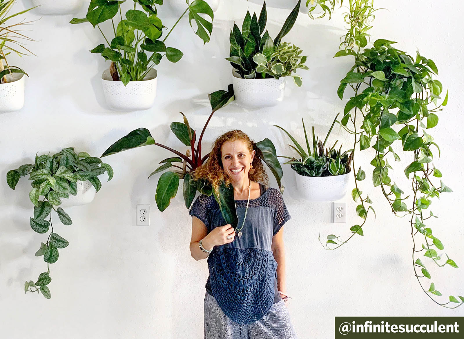 Q&A: Connecting With Nature Through Plants with @infinitesucculent