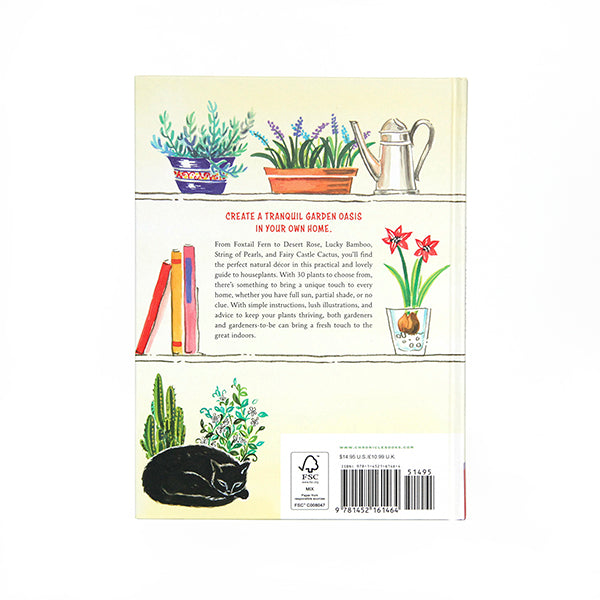 Happy Houseplants by Angela Staehling