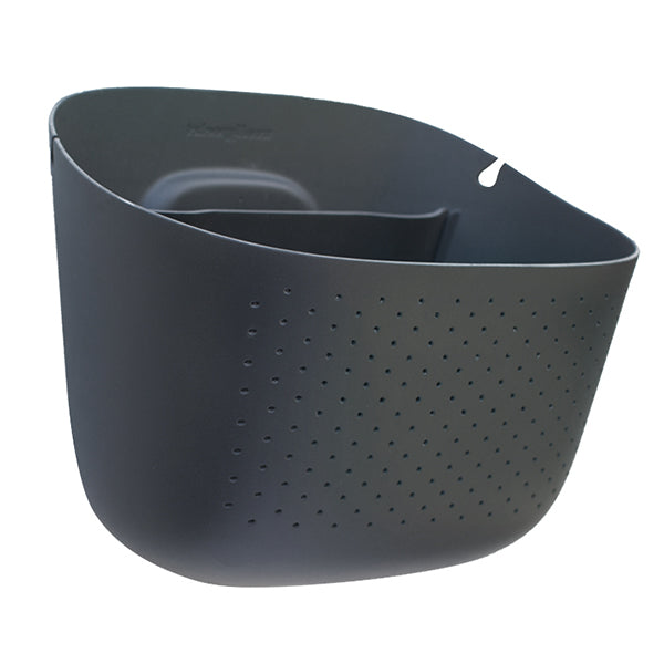 Wally Eco Charcoal Wall Planter