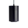 Large Black 40 Watt Aspect Pendant Light