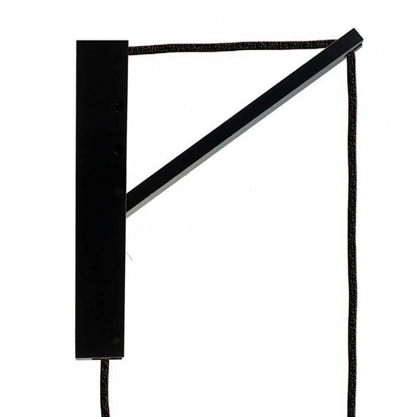 Pinocchio Adjustable Wall Mount in Black