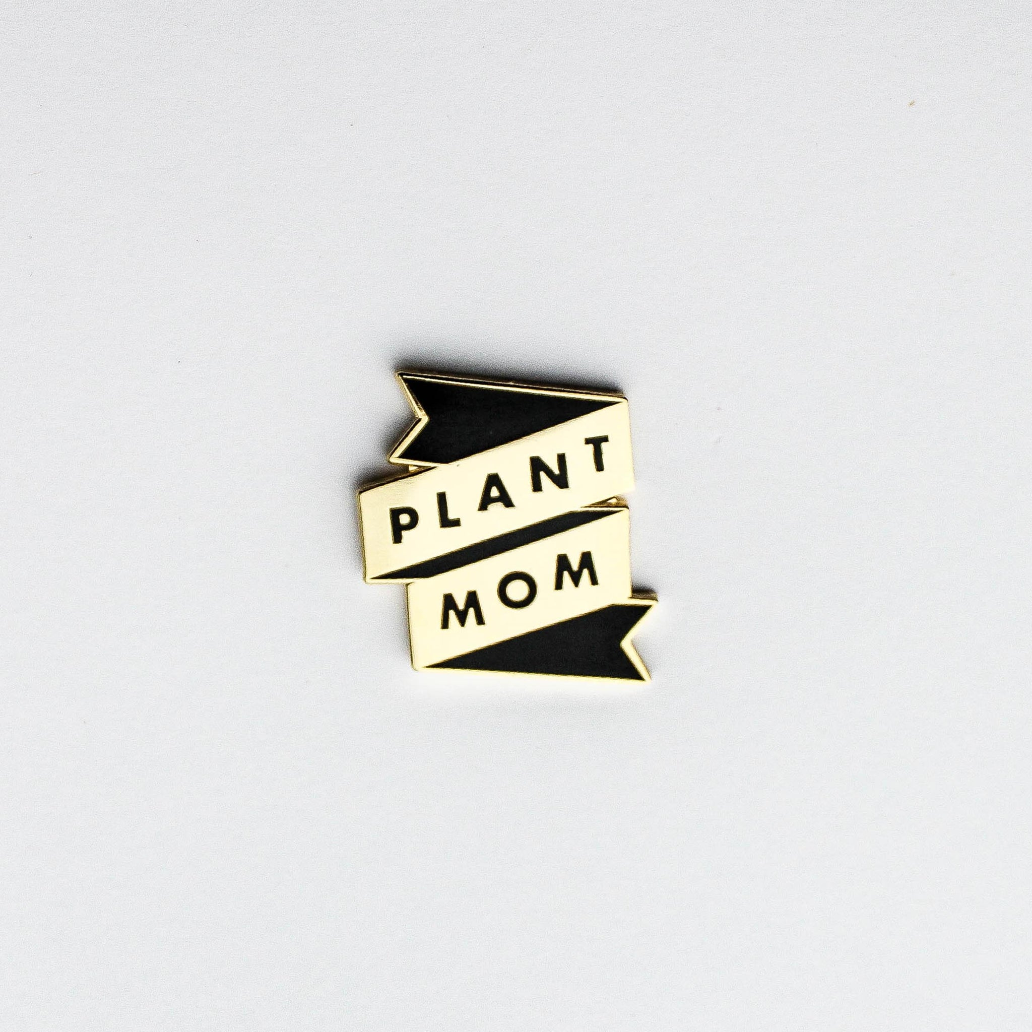 Plant Mom Badge