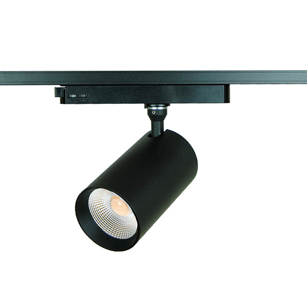 Highland Track Light in black