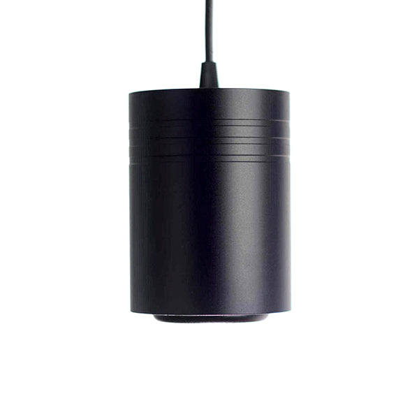 Small Black 20 Watt Aspect Pendant Light