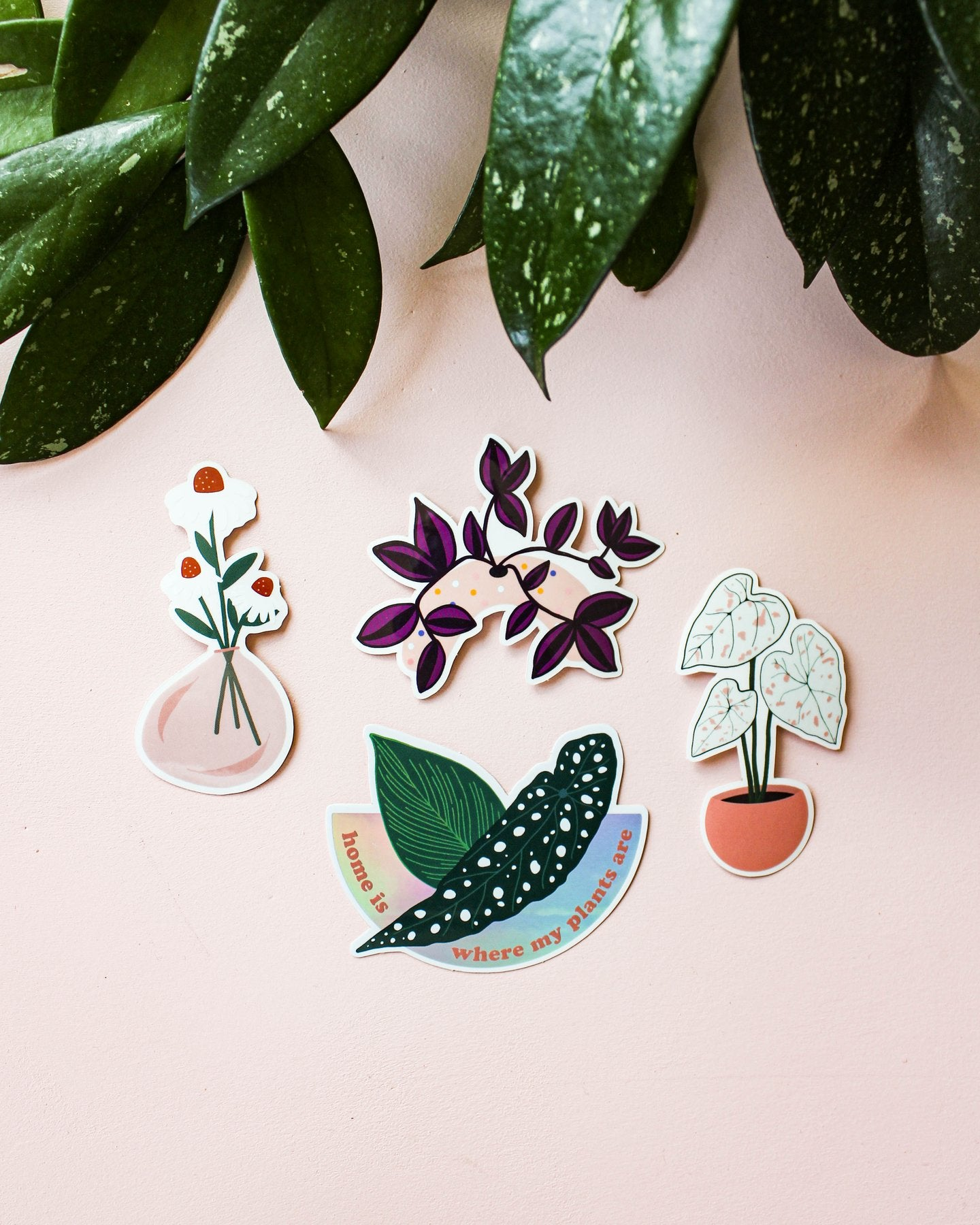 Botanical Sticker Pack