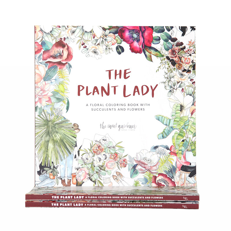 The Plant Lady by Sarah Simon