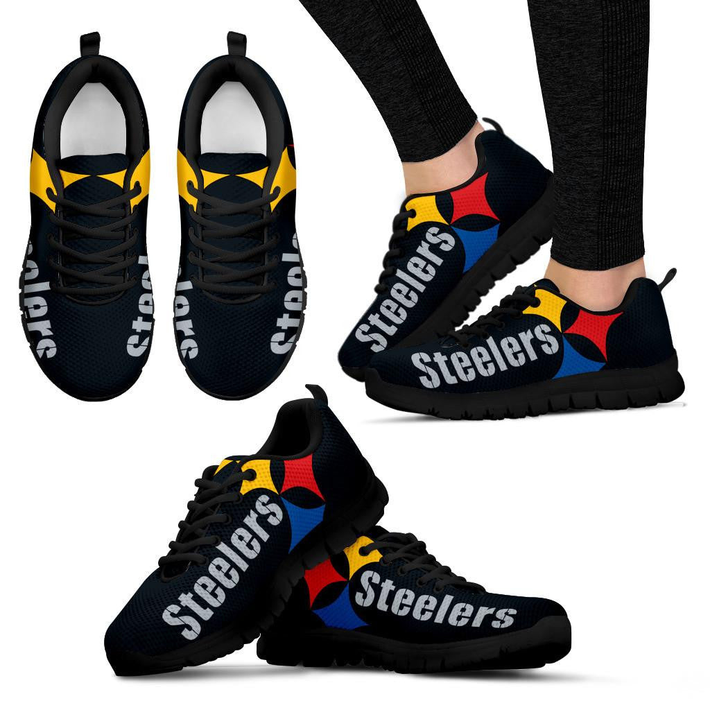 Pittsburgh Steelers Collector Running Shoes v1