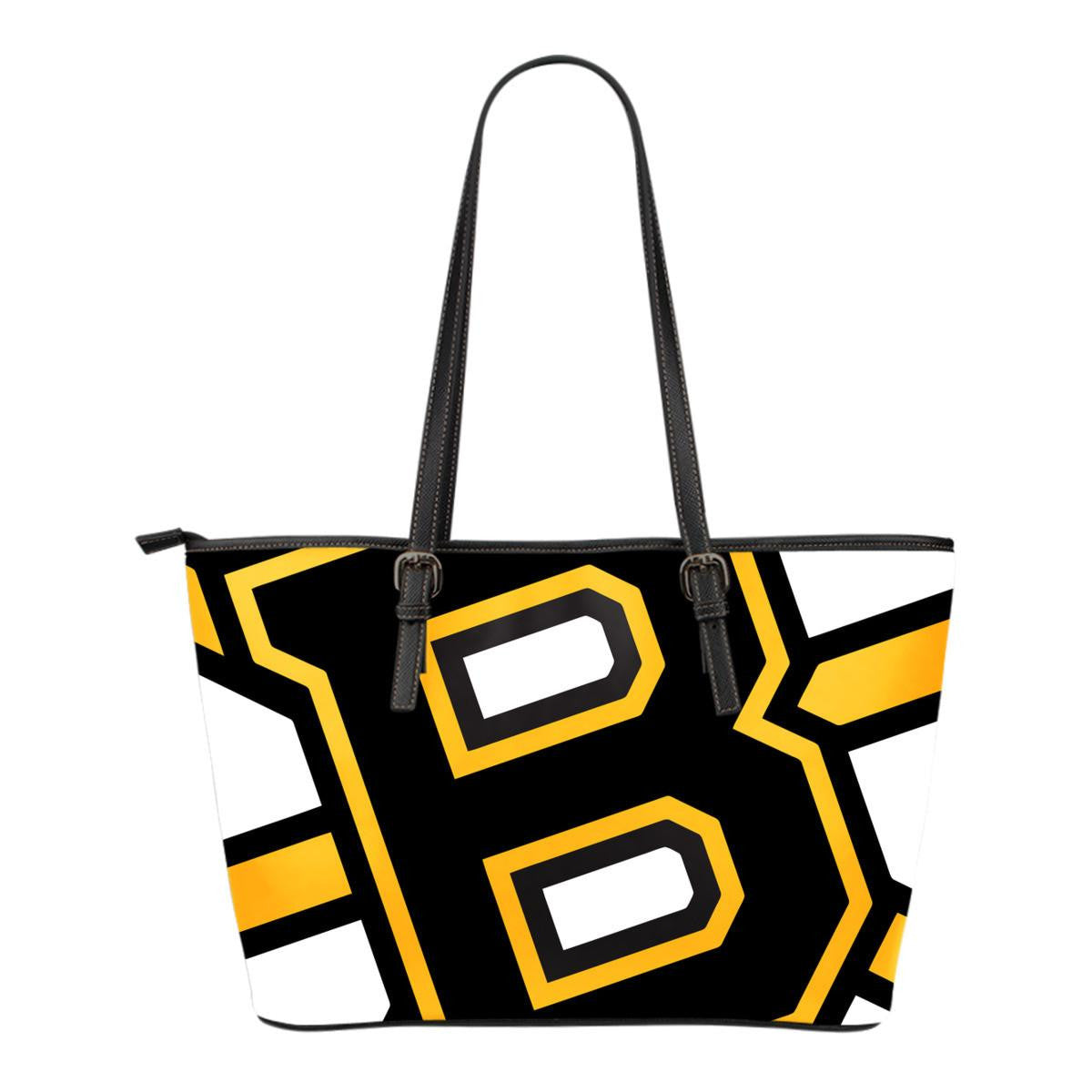 Boston Premium Bicast Leather Tote