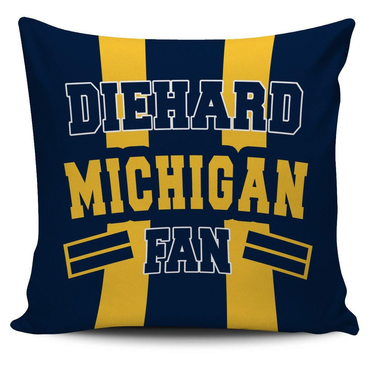 Michigan Collector Pillowcase