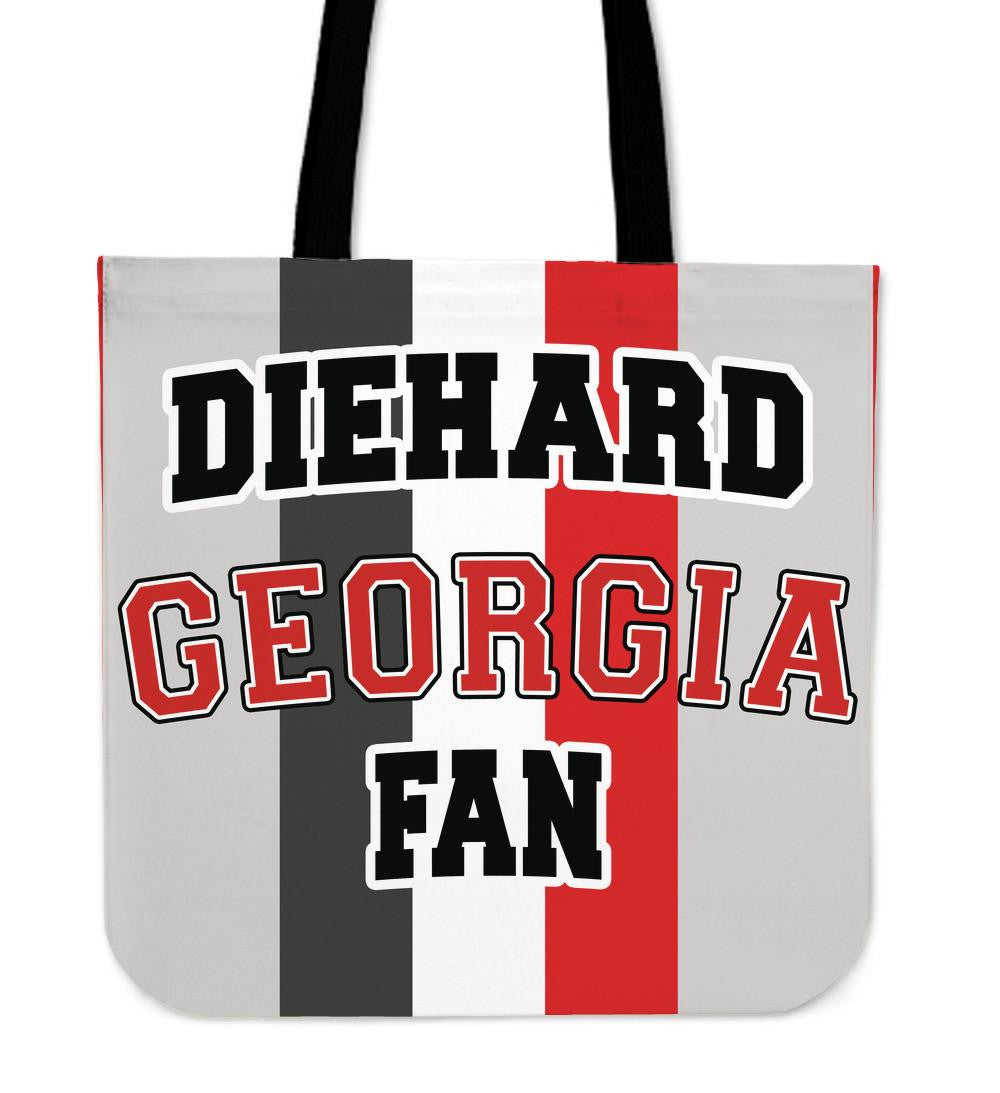 Georgia Collector Tote Bags