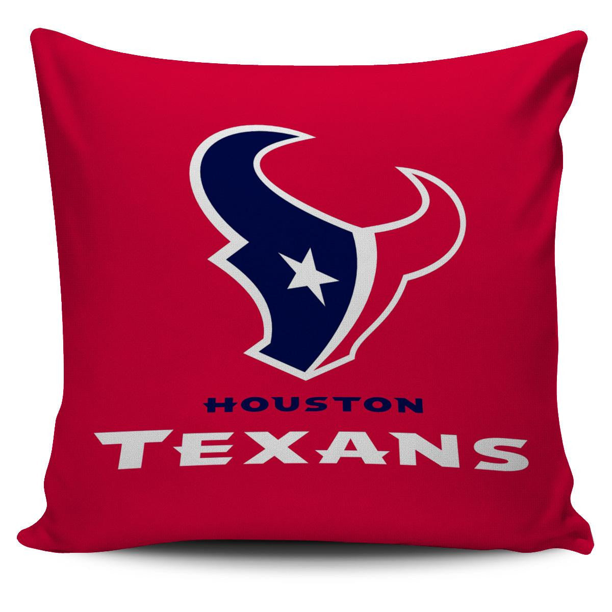Houston Pillowcase Blue