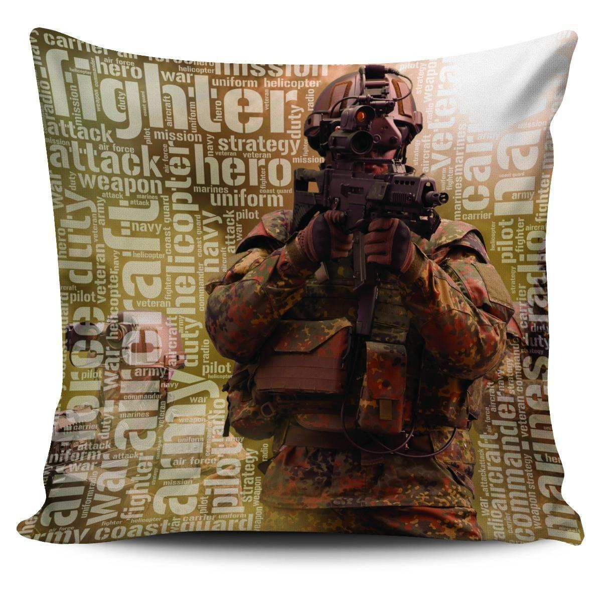 Military Pillowcases