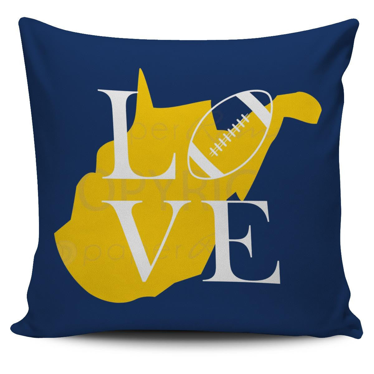 WVA Collector Pillowcases