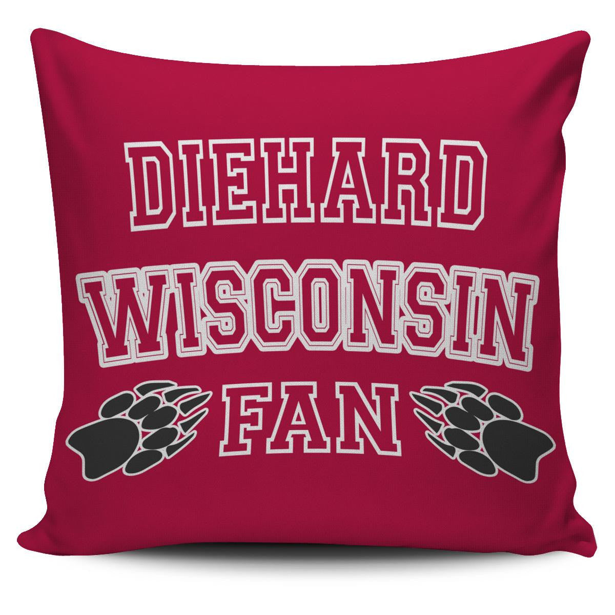 Wisconsin Pillowcase