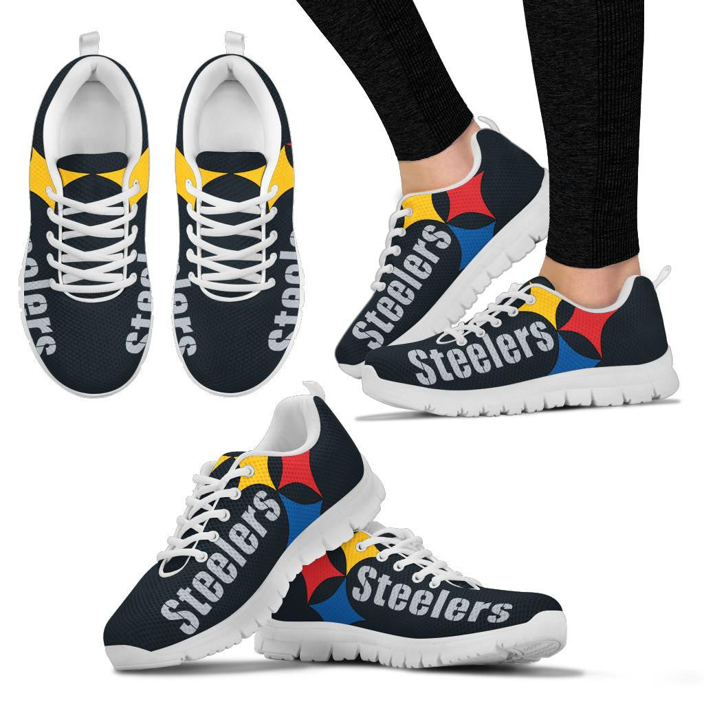 d1a8f7144ee6 Pittsburgh Steelers Collector Running Shoes v1