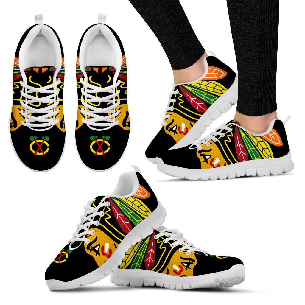 Ladies Chicago Collector Running Shoes Black DHL