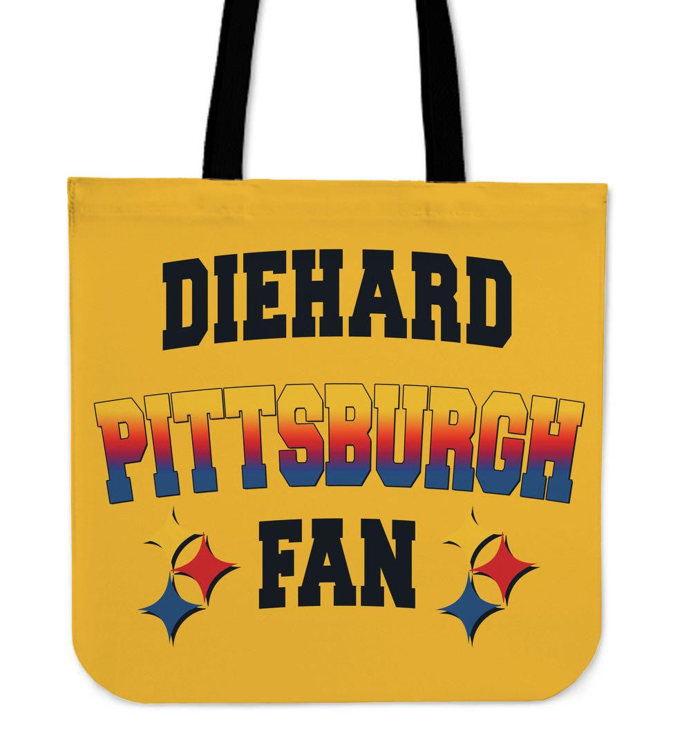 Pittsburgh Collector Tote Bags