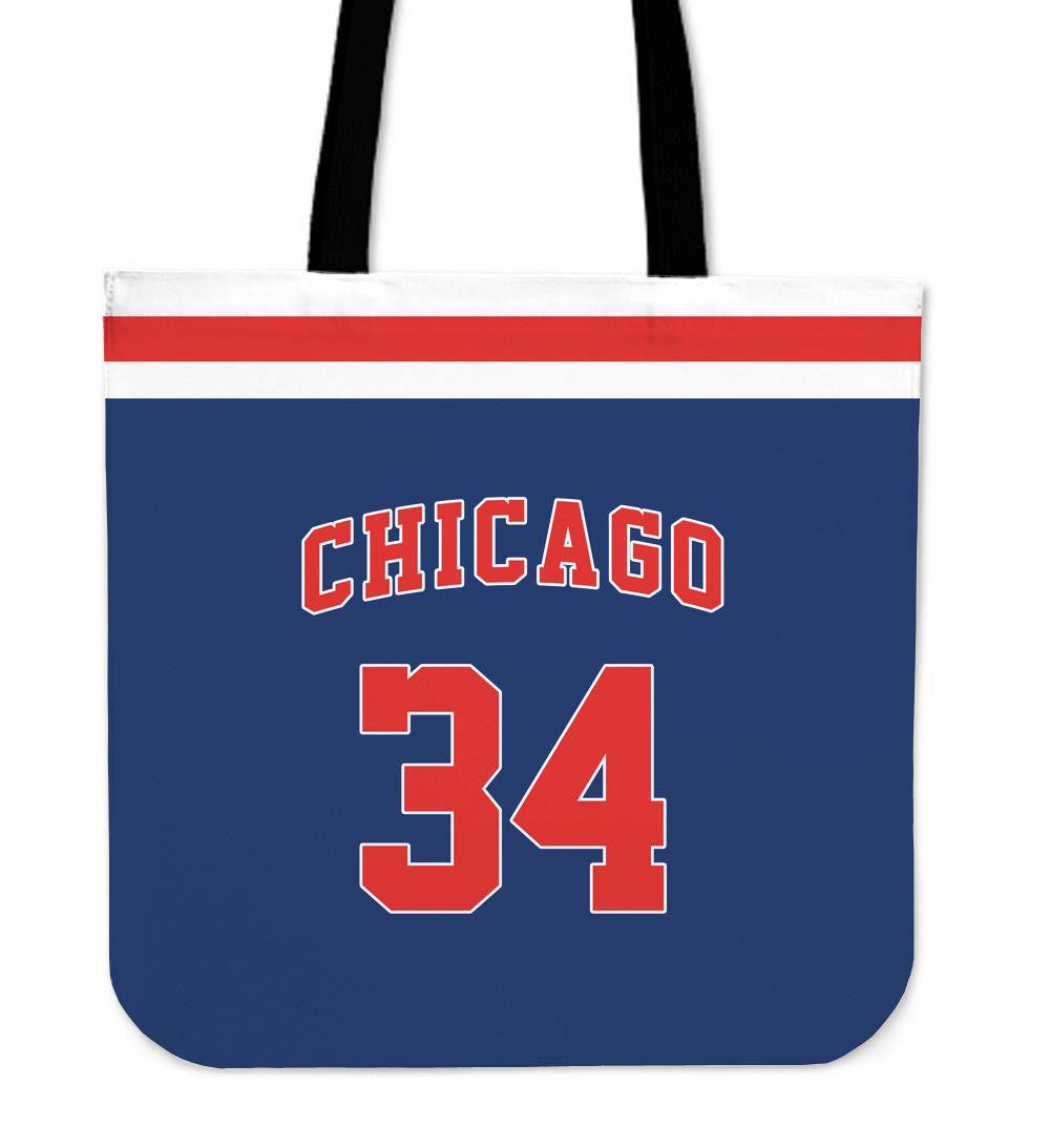 Chicago Collector Tote Bag 34