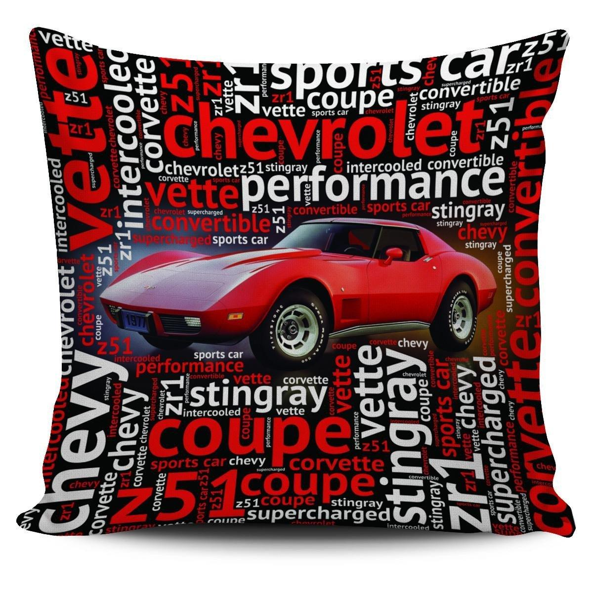 Corvette Pillowcases