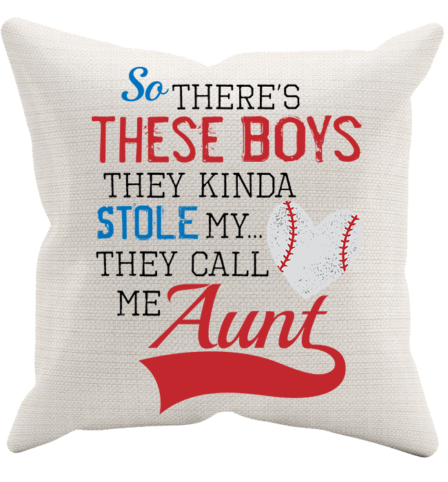 Aunt's 2 Pillowcase - Kensleys