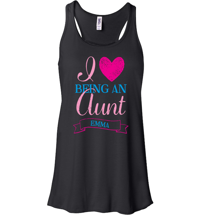 Personalized Aunt's 3 Apparel - Kensleys - 8