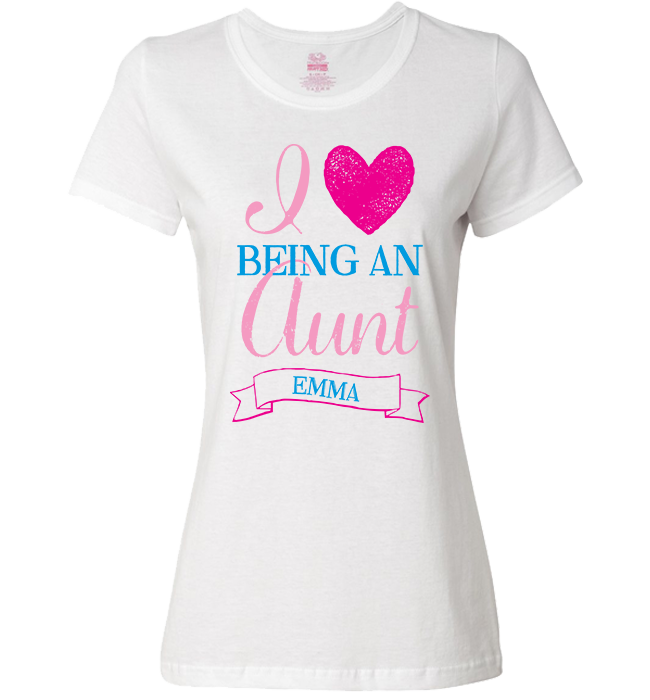 Personalized Aunt's 3 Apparel - Kensleys - 1