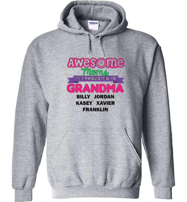 Personalized Awesome Apparel - Kensleys - 5