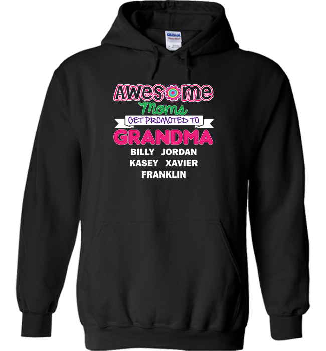 Personalized Awesome Apparel - Kensleys - 6