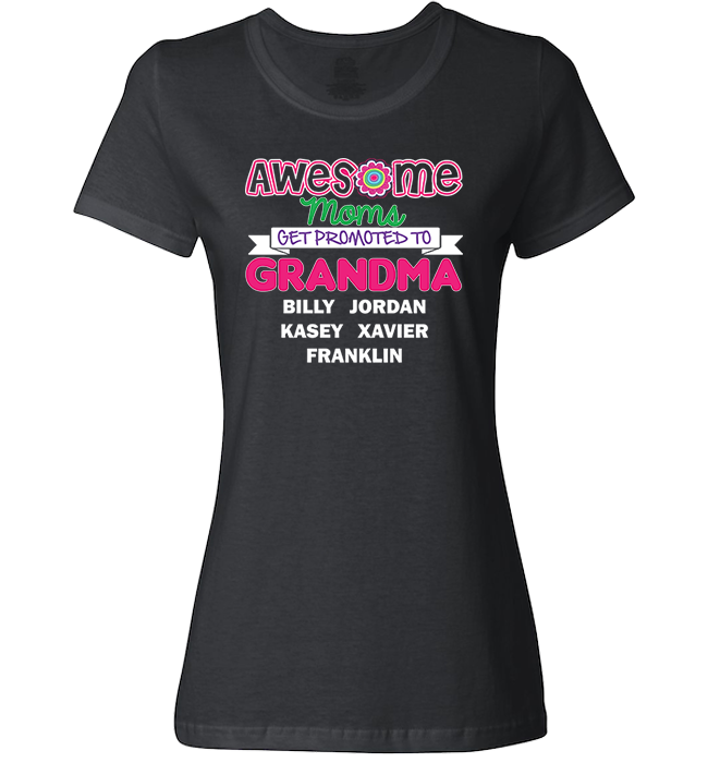 Personalized Awesome Apparel - Kensleys - 3