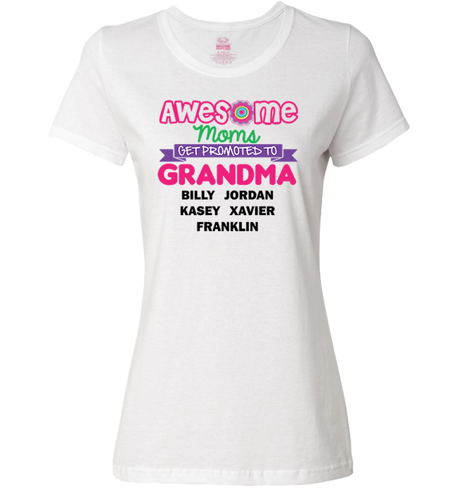 Personalized Awesome Apparel - Kensleys - 2