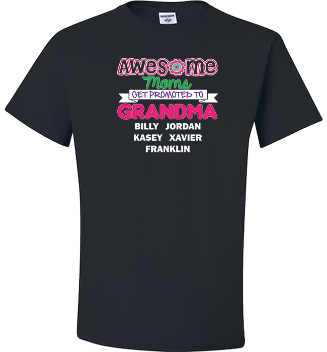 Personalized Awesome Apparel - Kensleys - 9