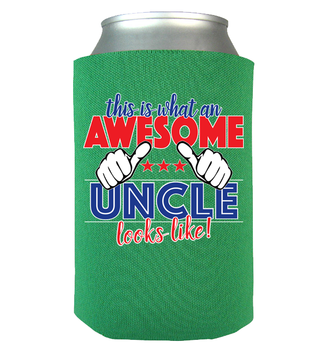 Awesome Uncle Canwrap - Kensleys - 1