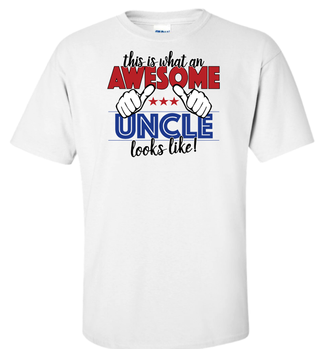 Awesome Uncle Apparel - Kensleys - 4