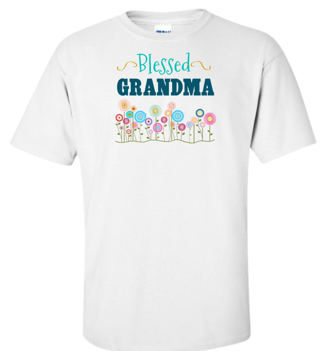 Blessed Grandma Apparel - Kensleys - 1