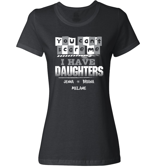 Personalized Daughters Apparel - Kensleys - 3