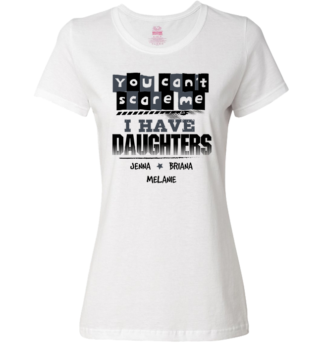 Personalized Daughters Apparel - Kensleys - 1