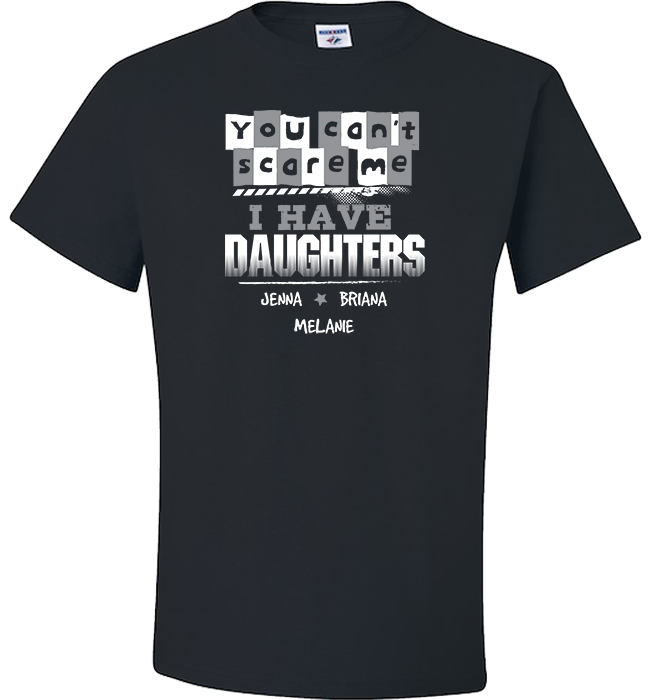 Personalized Daughters Apparel - Kensleys - 7