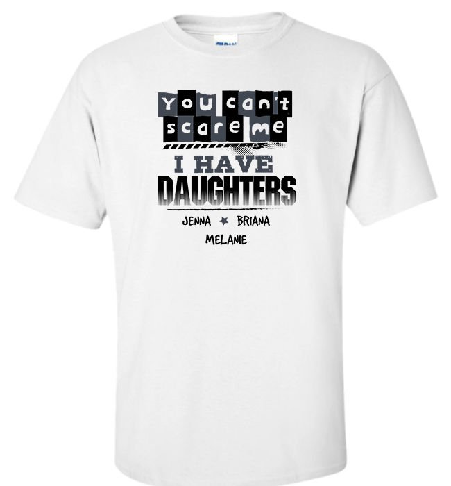 Personalized Daughters Apparel - Kensleys - 8