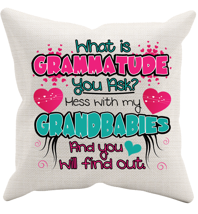 Grammatude  Pillowcase - Kensleys