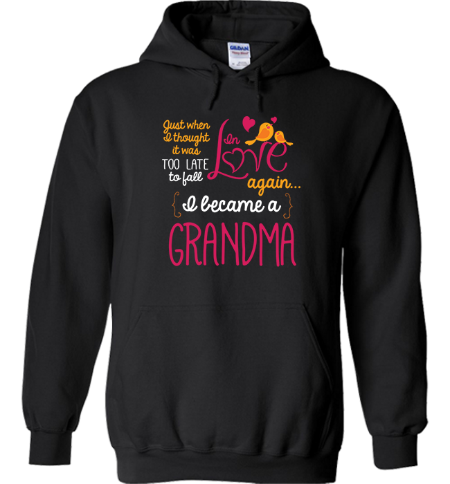 Personalized Grandma Apparel - Kensleys - 4