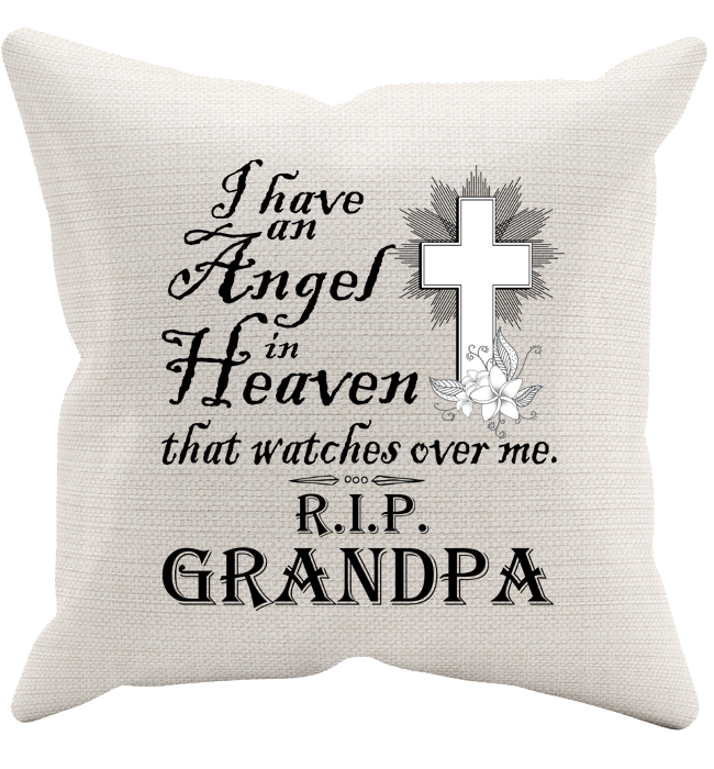 I Have An Angel Pillowcase - Kensleys