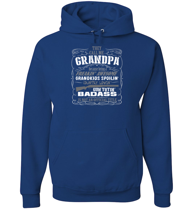 They Call Me Grandpa Apparel - Kensleys - 1