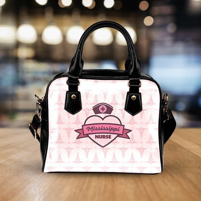 MS Nurse Pink Handbag