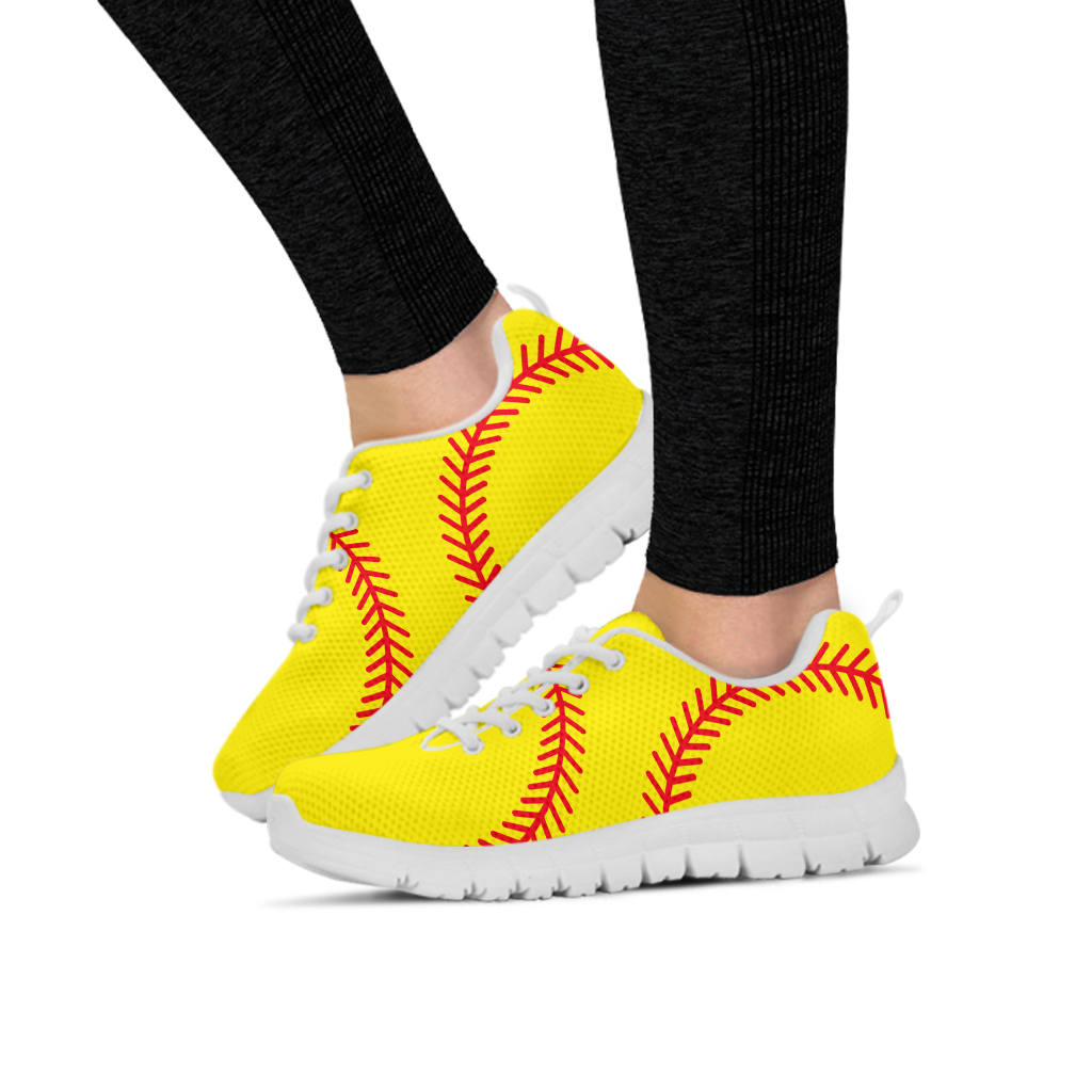 Ladies Softball Running Shoes