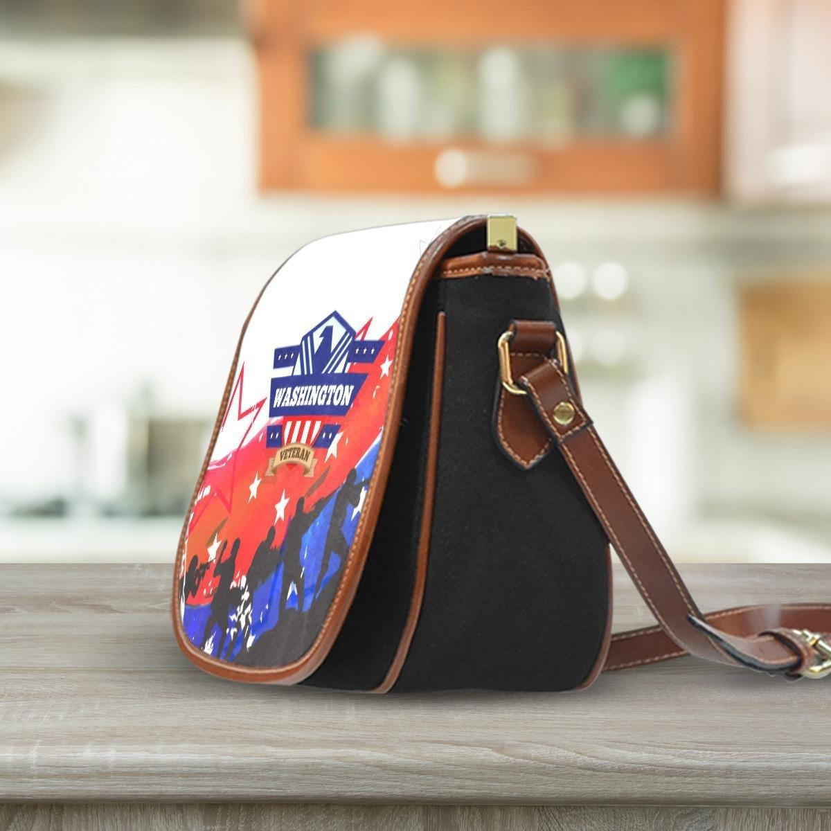 WA Veteran Saddle Bag