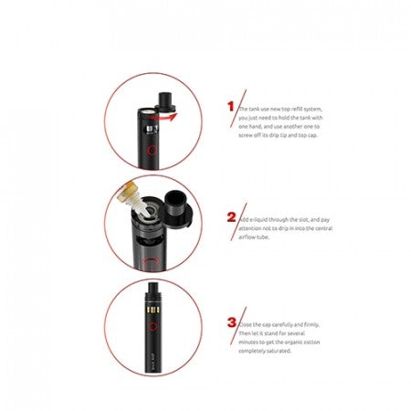 SMOK Stick AIO Four Colors All-In-One Style