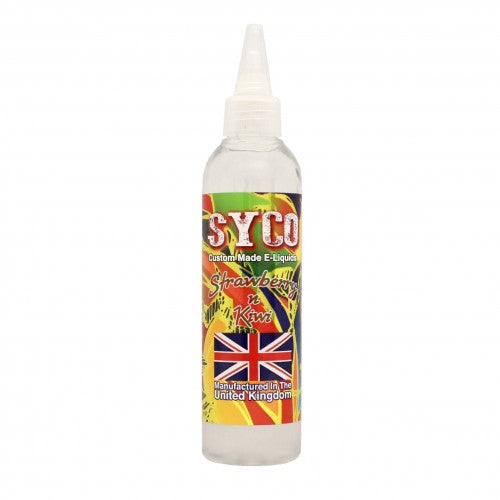 Strawberry & Kiwi Flavour 100ml SYCO E-Liquids