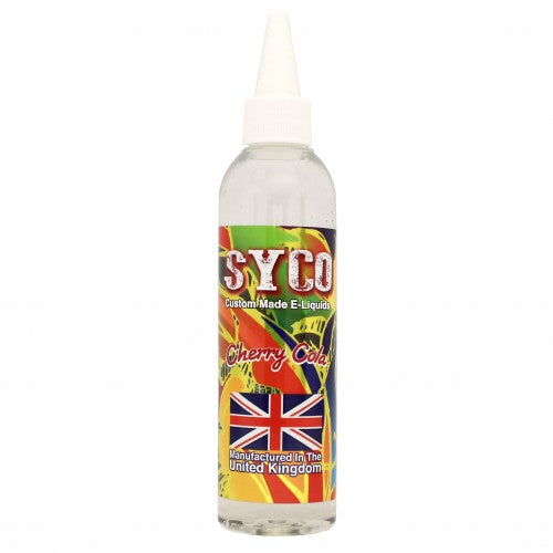 Cherry Cola Flavour 100ml SYCO E-Liquids
