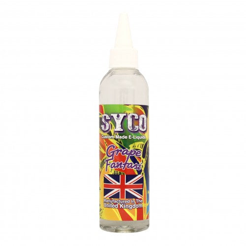 Grape Fantasi Flavour 100ml SYCO E-Liquids