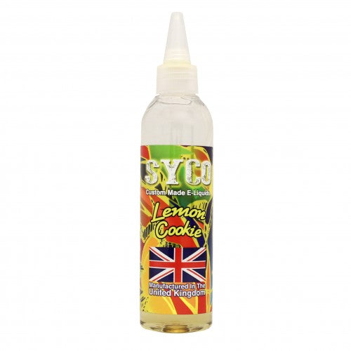 Lemon Cookie Flavour 100ml SYCO E-Liquids
